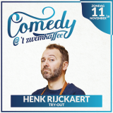 Comedy @ 't Zwemkaffee – Henk Rijckaert (try-out)